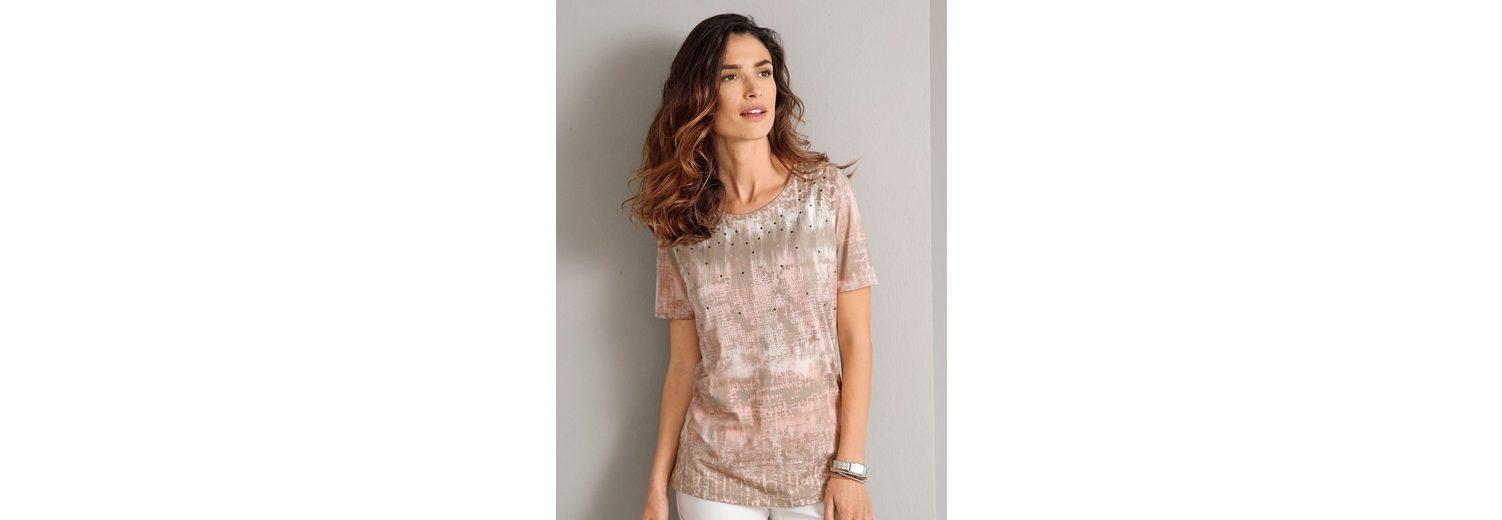 Paola Shirt Metallpl盲ttchen mit dekoriert dekoriert Paola mit Metallpl盲ttchen Shirt wxXCgaSqIC