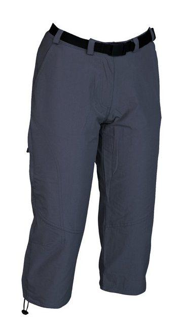 Hosen - DEPROC Active 3 4 Hose »KENORA Full Stretch Piratenhose Damen« auch in Großen Größen erhältlich › grau  - Onlineshop OTTO