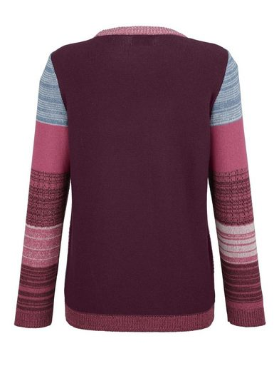 Paola Pullover mit Sterndetail