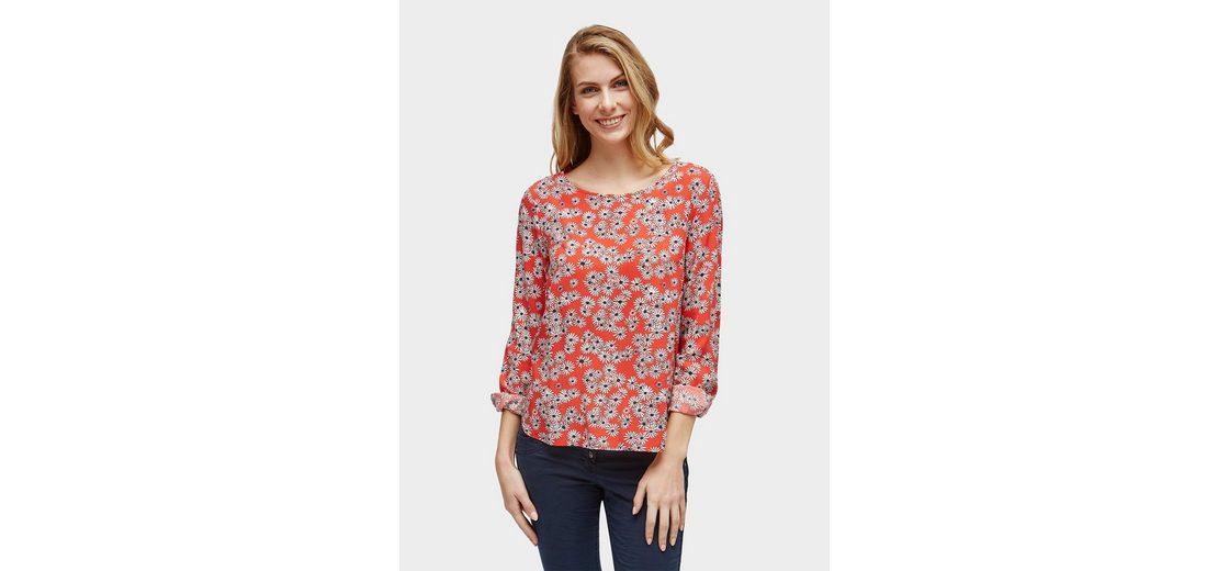 Tom Tailor Langarmbluse gemusterte Bluse Günstig Kaufen Ebay Eastbay Kaufen Sie Günstig Online Einkaufen Perfekt TUgerEac
