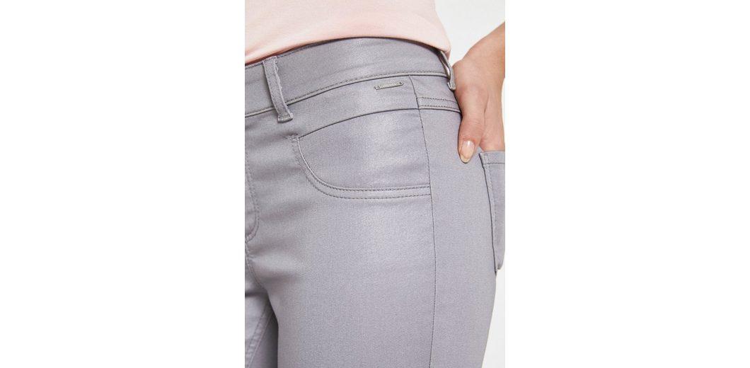 COMMA Leichte Jeans mit Beschichtung Verkauf Rabatte aN919NdRx