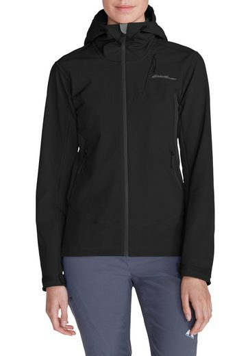 Eddie Bauer Sandstone Shield Jacket With Hood