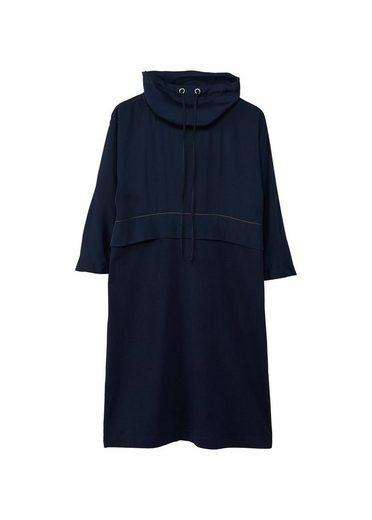 MANGO Kleid mit Tunnelzug