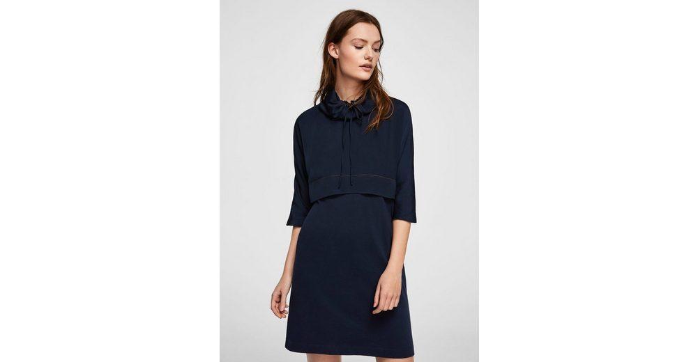 Rabatt Neueste Die Günstigste Zum Verkauf MANGO Kleid mit Tunnelzug Für Schöne Online Wahl Verkauf Online I6m6yx