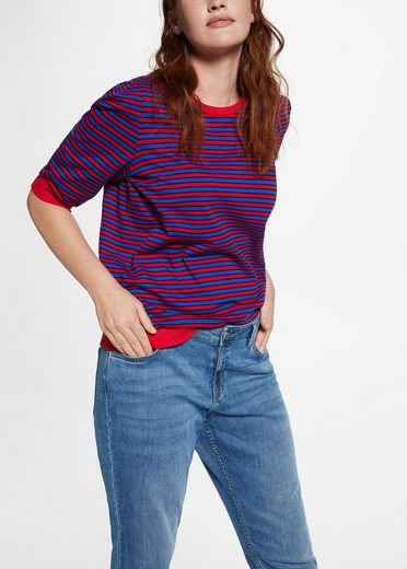 VIOLETA by Mango Relaxed Jeans Comfy
