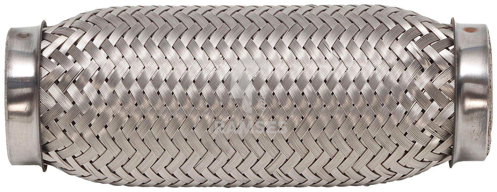 RAMSES Hosenrohr , 54 x 200 mm Edelstahl A2