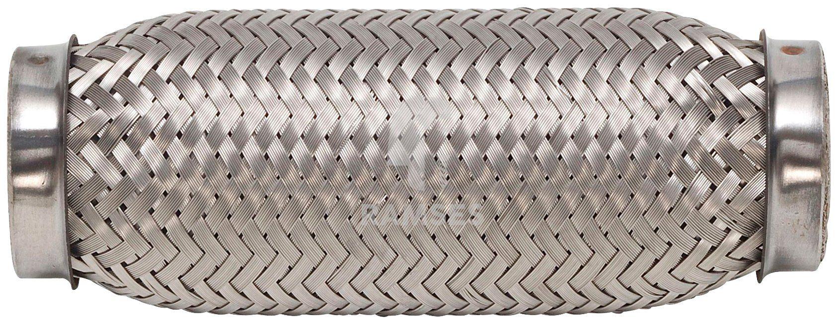 RAMSES Hosenrohr , 60 x 300 mm Edelstahl A2