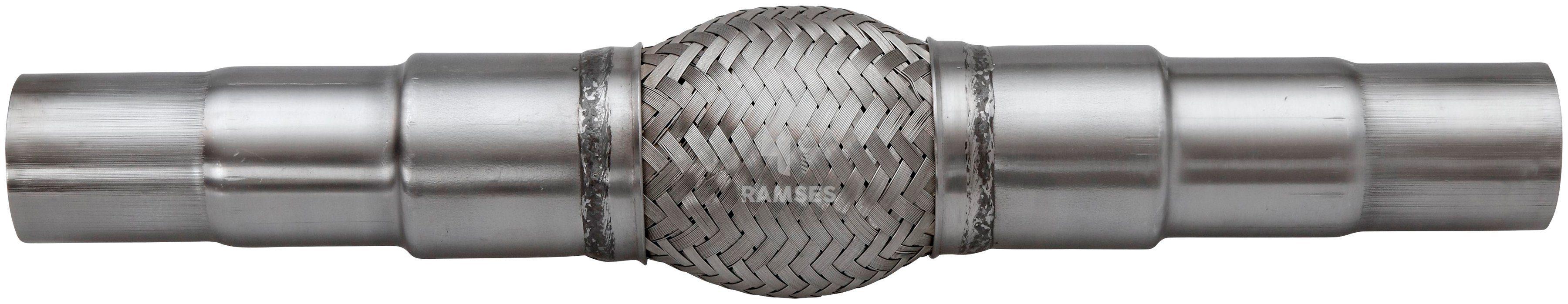 RAMSES Hosenrohr , universal 45/48/55 X 400/100 mm Edelstahl A2