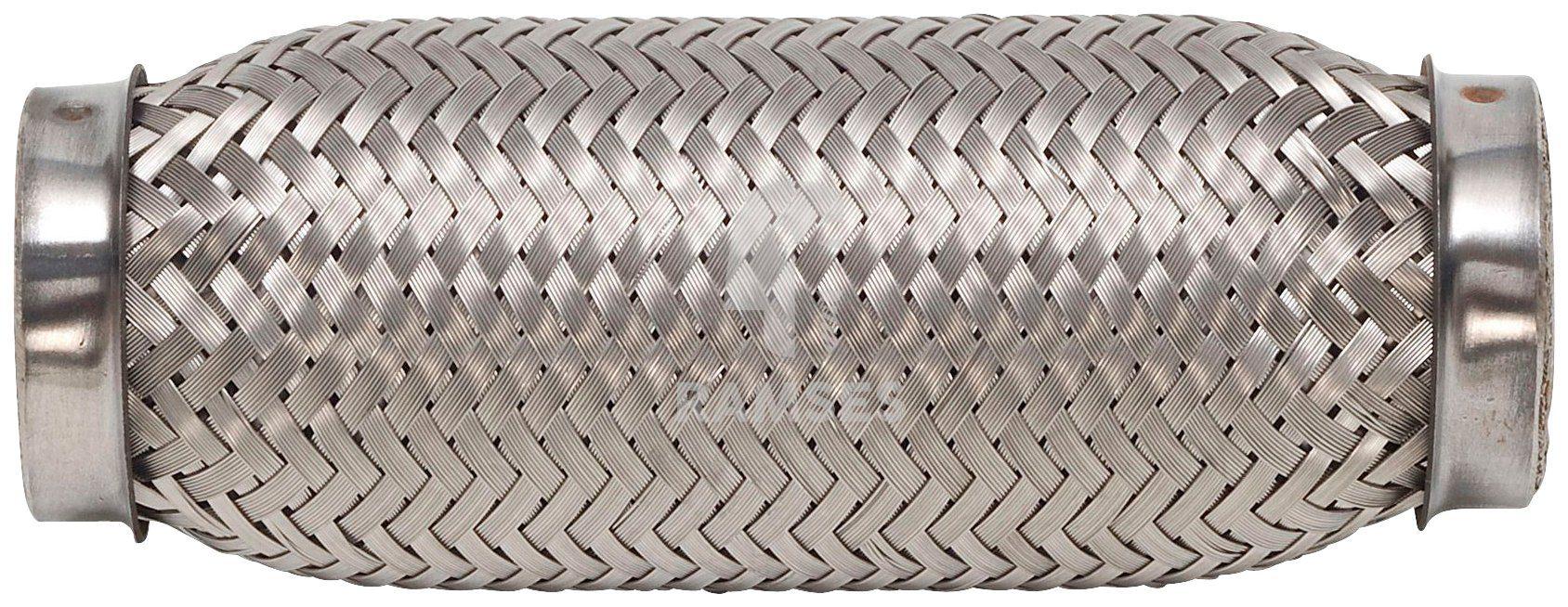 RAMSES Hosenrohr , 51 x 200 mm Edelstahl A2
