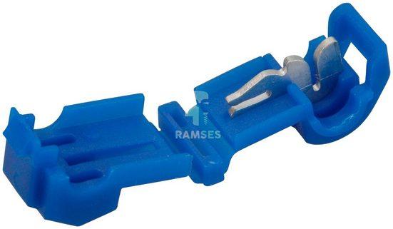 RAMSES Verbinder , Abzweigverbinder blau 0,75 - 2,5 mm² 100 Stück