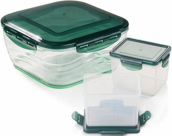 Genius Auffangbehälter, Kunststoff, (6-tlg)