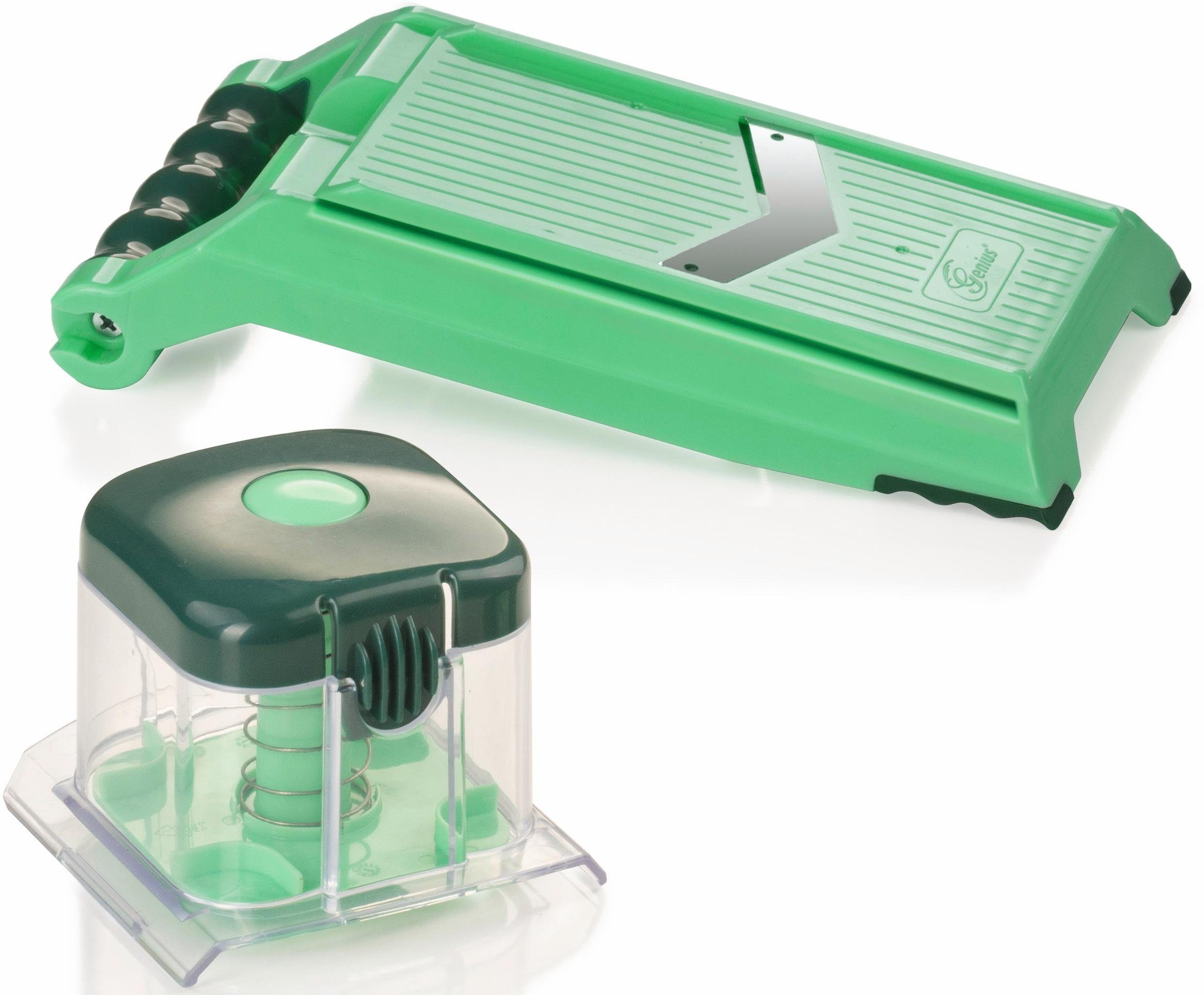 Genius Speed Slicer-Set, 2-teilig für Nicer Dicer Chef