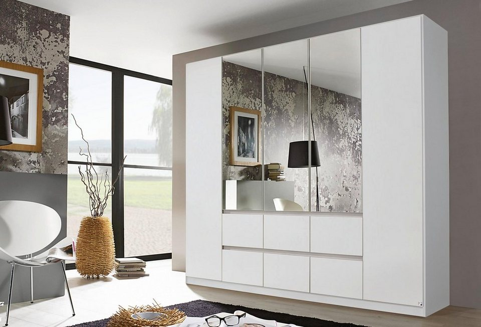 rauch pack 39 s kleiderschrank mainz online kaufen otto. Black Bedroom Furniture Sets. Home Design Ideas
