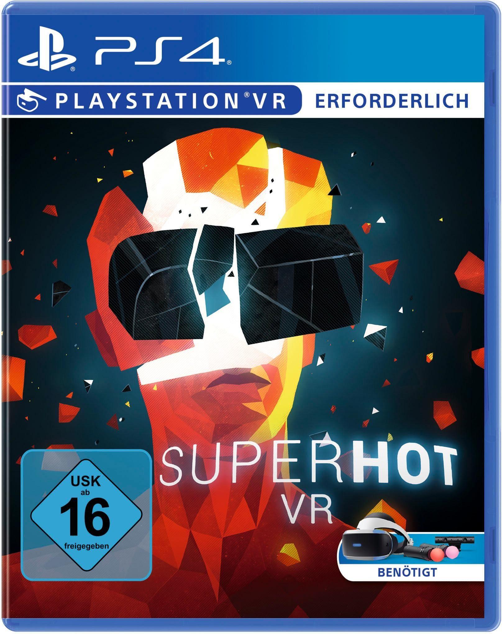 Superhot VR PlayStation 4