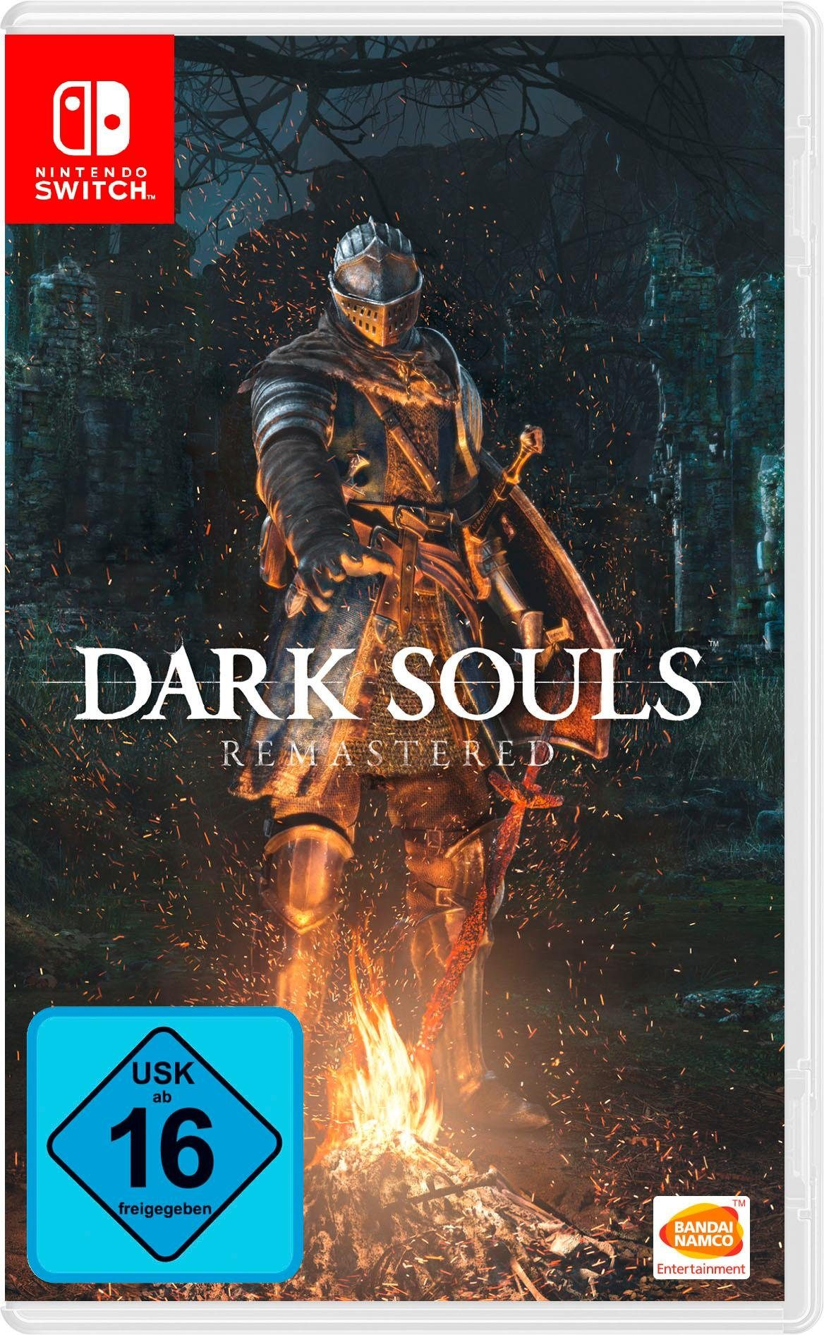 Switch Dark Souls Remastered Nintendo Switch