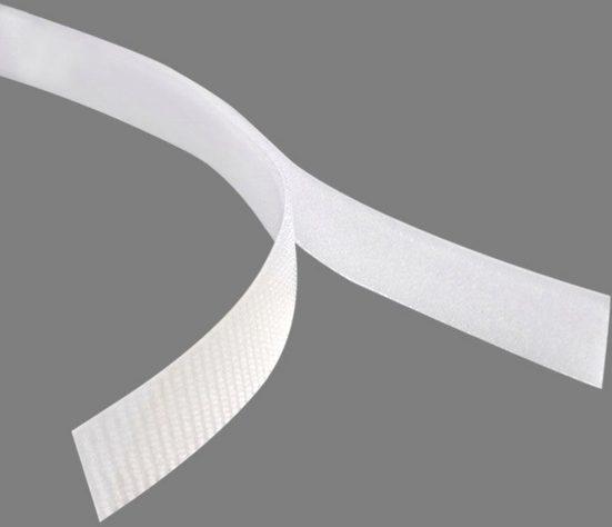 Klettband »Kleni«, Good Life, Gardinen, Vorhänge, (Packung, 2-St), zum Aufnähen