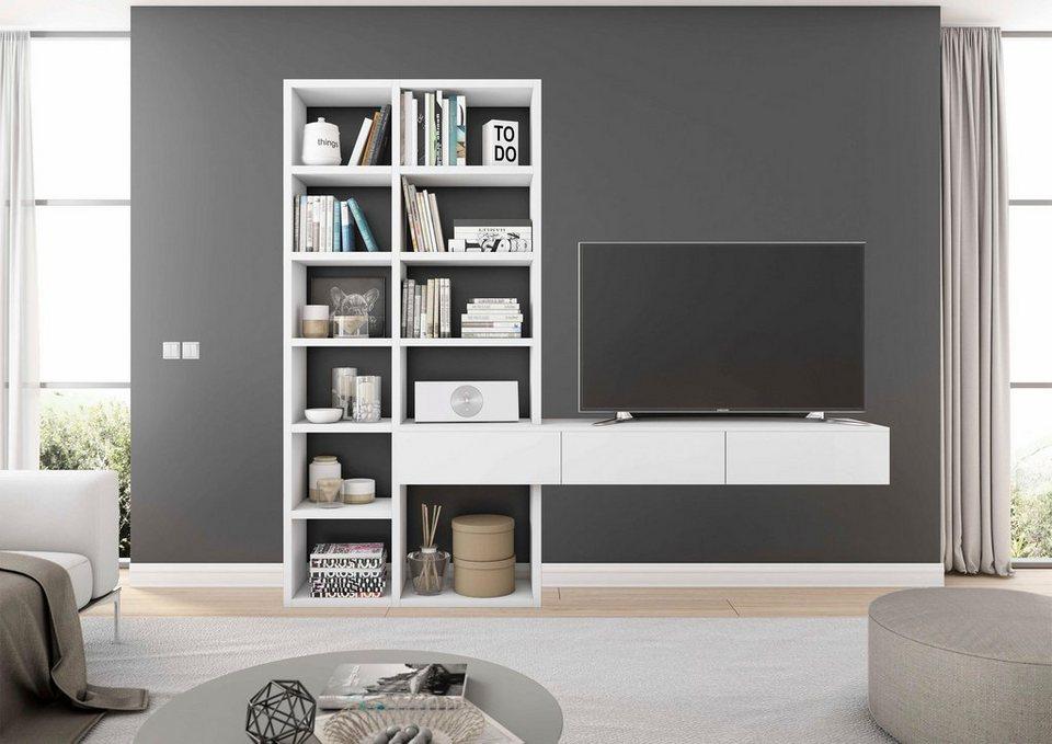 TV Wohnwand Kombination »TORO 670«