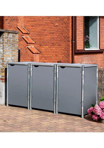 HIDE Dėžė šiukšlių konteineriams dėl 3 x 24...