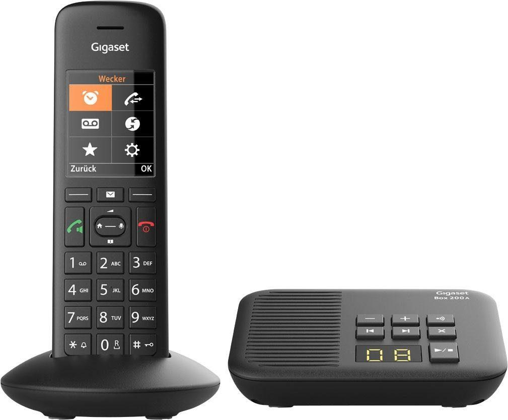 Gigaset »C570A« Schnurloses DECT-Telefon