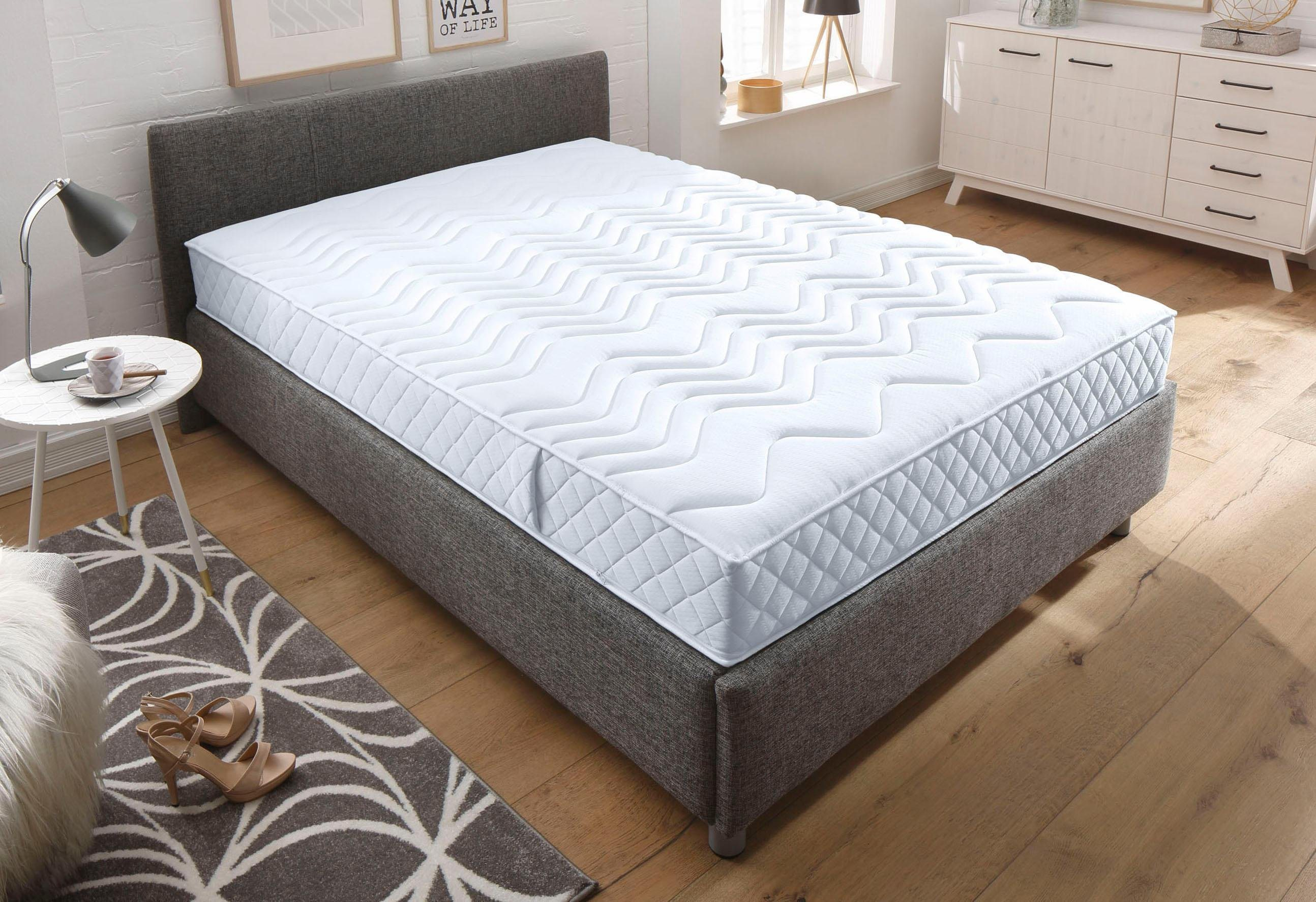 Komfortschaummatratze »Prestige 23 S - Komfort«, Schlaf-Gut, 23 cm hoch, Raumgewicht: 30, (1-tlg), abnehmbarer Bezug | Schlafzimmer > Matratzen > Kaltschaum-matratzen | Schlaf-Gut