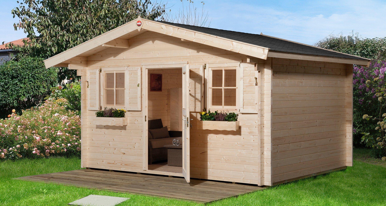 Fußboden Gartenhaus Pvc ~ Weka gartenhaus gr « bxt cm inkl fußboden online