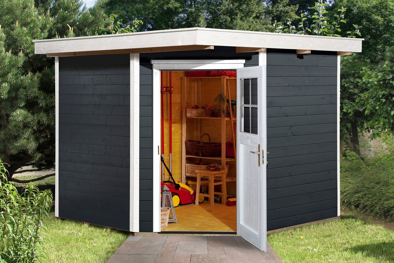 Fußboden Gartenhaus Pvc ~ Weka gartenhaus gr « bxt cm inkl fußboden aus