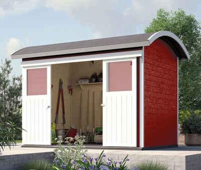 Tonnendach Gartenhaus online kaufen | OTTO
