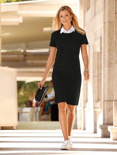 Dress In Kleid mit abnehmbarem Kragen