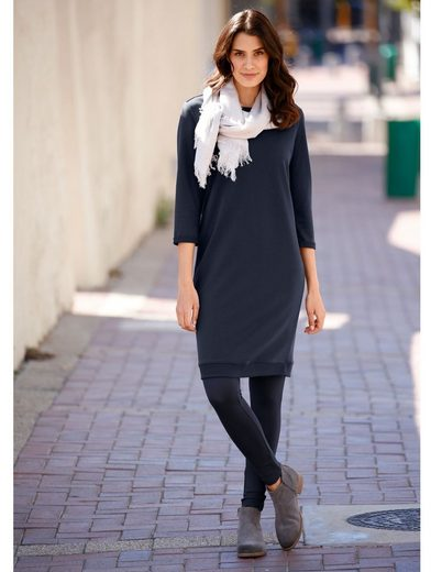 Dress In Leggings mit Gummizugbund