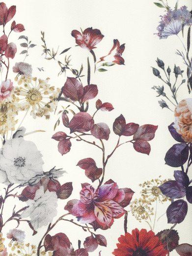 Mona Schlupfbluse mit Blumendessin