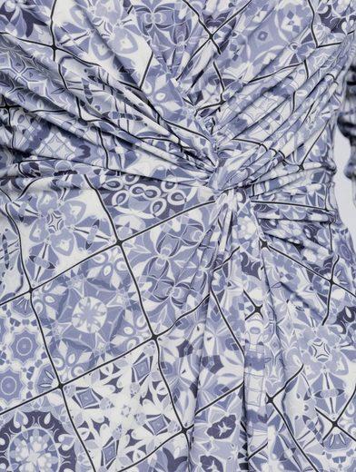 Alba Moda Kleid mit ALBA MODA exklusivem Druck