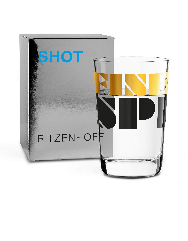 Ritzenhoff Next Shot Schnapsglas Pentagram Fine Spirit F18