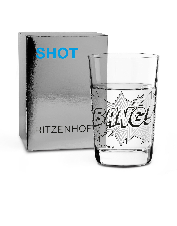 Ritzenhoff Next Shot Schnapsglas sieger design F18