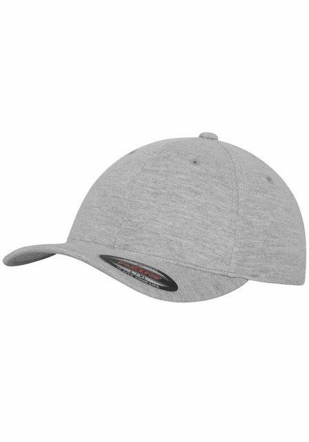 Flexfit Baseball Cap (1-St) Double Jersey, hinten geschlossen   Accessoires > Caps > Baseball Caps   Flexfit