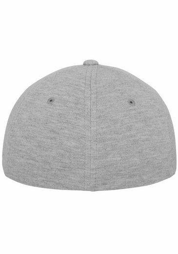 Flexfit Baseball Cap Double Jersey  hinten geschlossen
