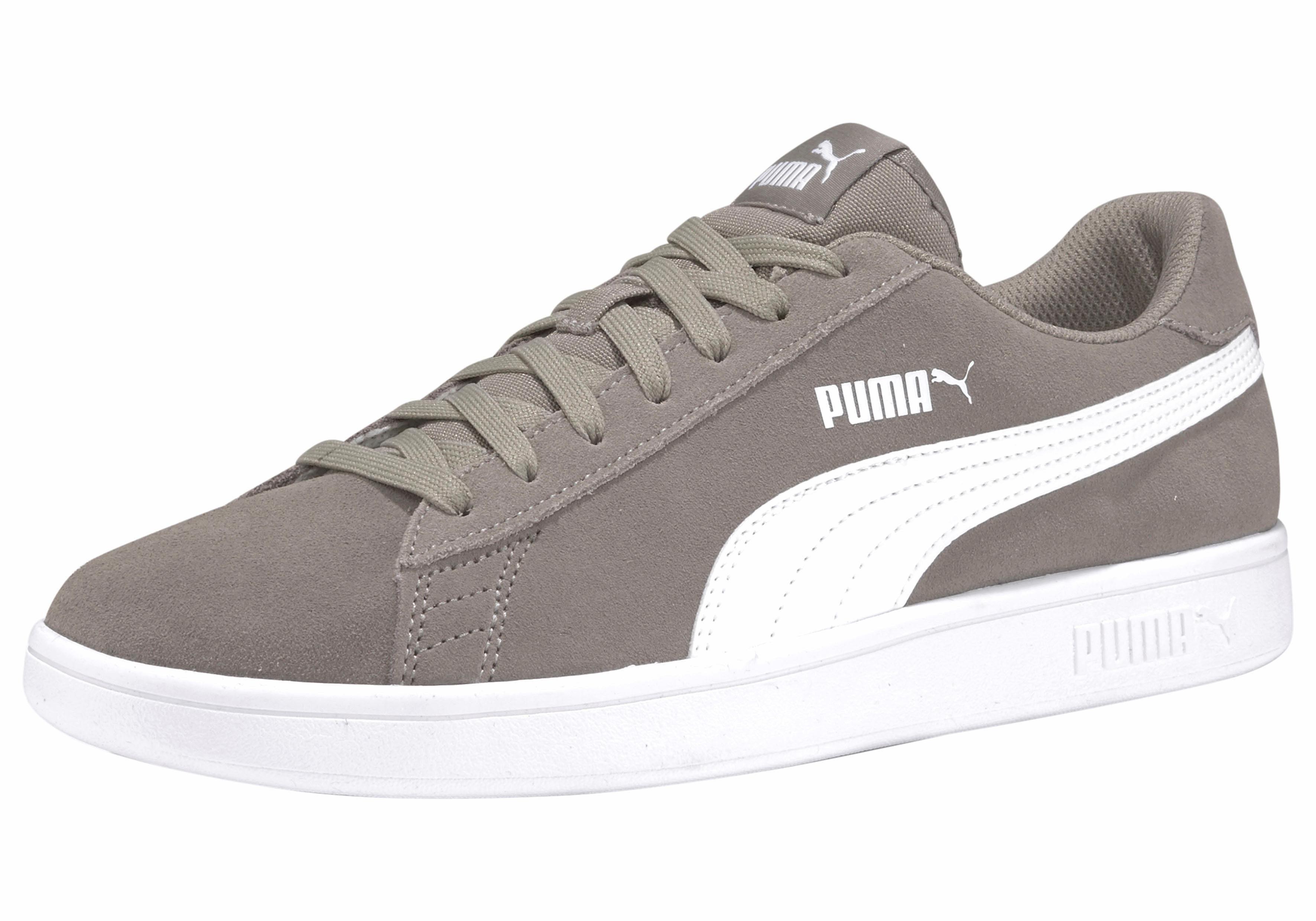 PUMA Smash V2 Sneaker online kaufen  grau-weiß
