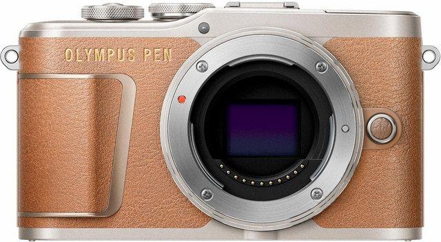 Systemkameras - Olympus »E PL9 Body inkl. Ladegerät und Akku« Systemkamera (16,1 MP, Bluetooth, WLAN (Wi Fi)  - Onlineshop OTTO