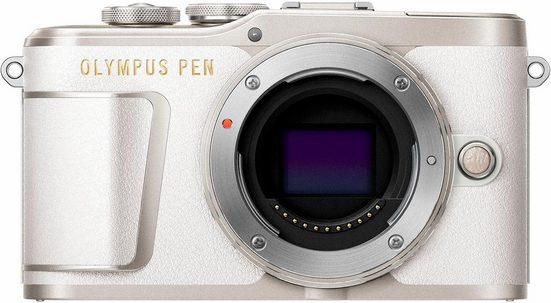 Olympus »E-PL9 Body inkl. Ladegerät und Akku« Systemkamera (16,1 MP, Bluetooth, WLAN (Wi-Fi)