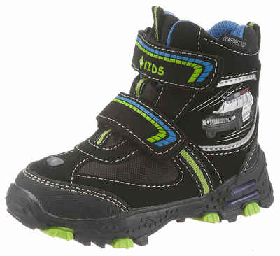 7fafc07d3ac4 BRÜTTING »Flocky V Blinky« Winterstiefel mit Comfortex-Klimamembran