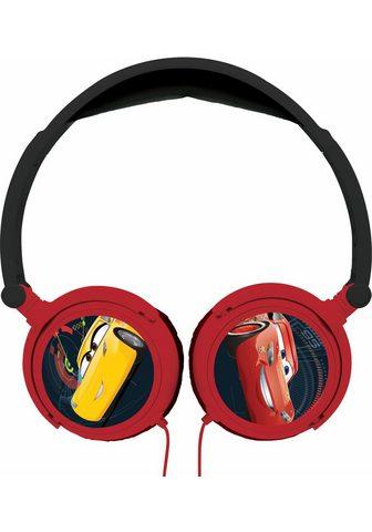 LEXIBOOK ® »Disney Cars« Kinder-Kopfhörer