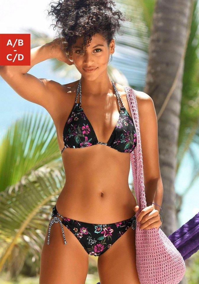 Bademode - Venice Beach Triangel Bikini Top »Sugar«, mit regulierbarem Top ›  - Onlineshop OTTO