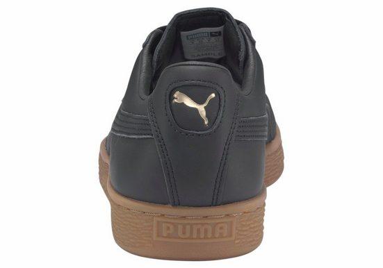 Gum Delux« Classic Puma Sneaker »basket ECFCqwp