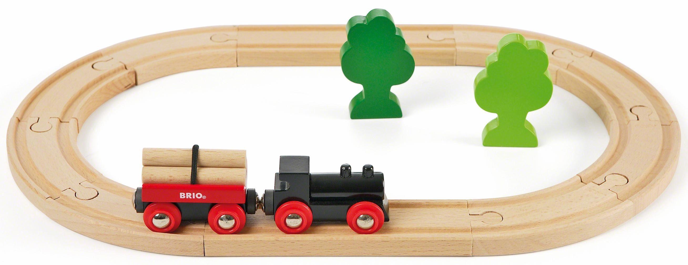 BRIO® Holzeisenbahn, »Bahn Starterset«