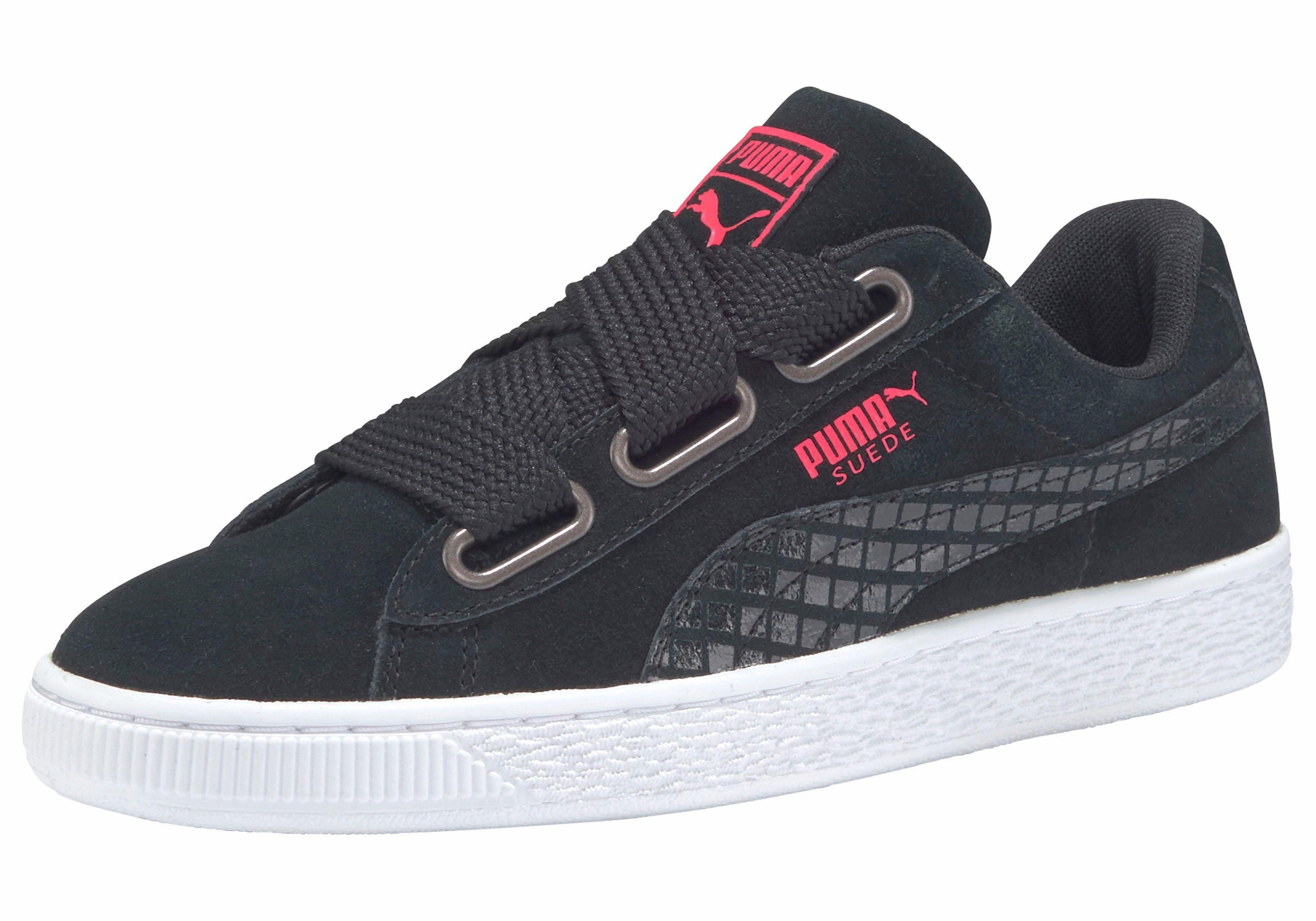 PUMA »Suede Heart Uprising Wn´s« Sneaker, Modischer Sneaker von Puma online kaufen | OTTO