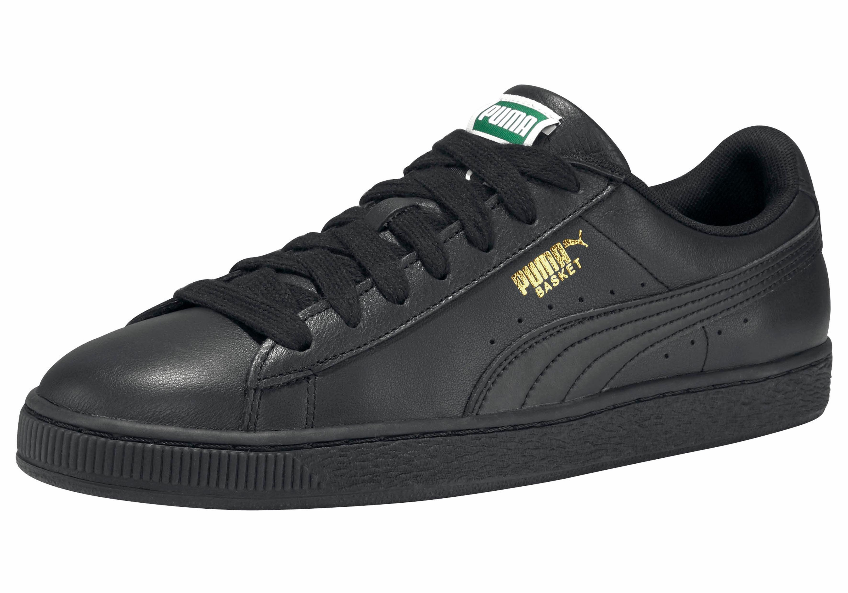 PUMA Basket Classic LFS M Sneaker online kaufen  schwarz
