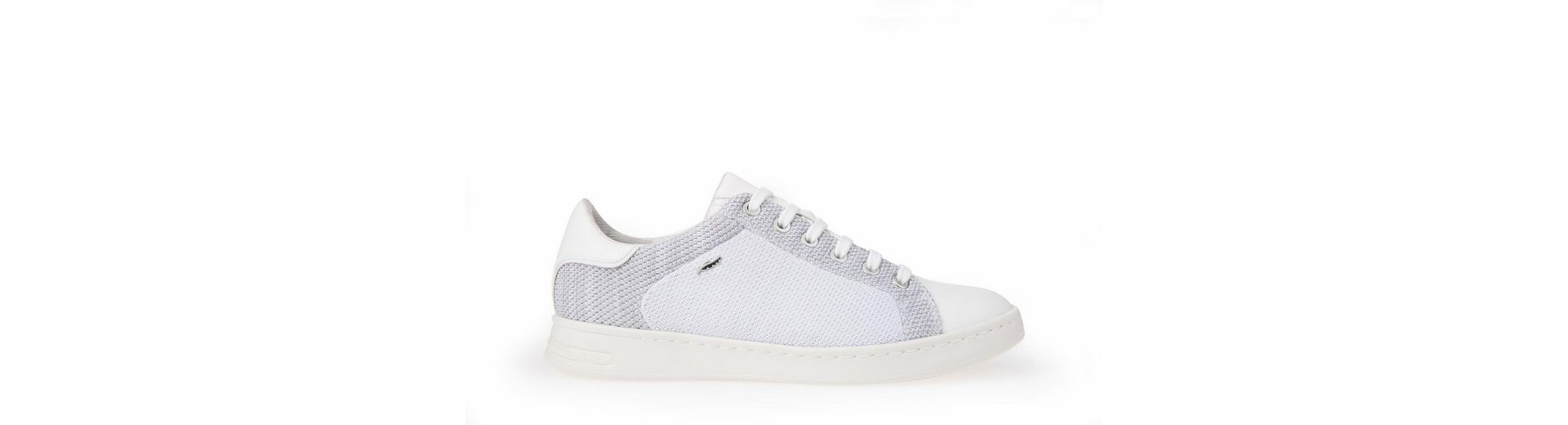 Geox D Jaysen Sneaker, in Strick-Optik