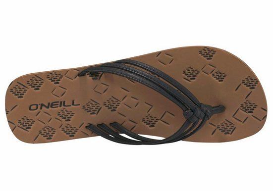 O'Neill 3 Strap Ditsy Flip Flops Zehentrenner