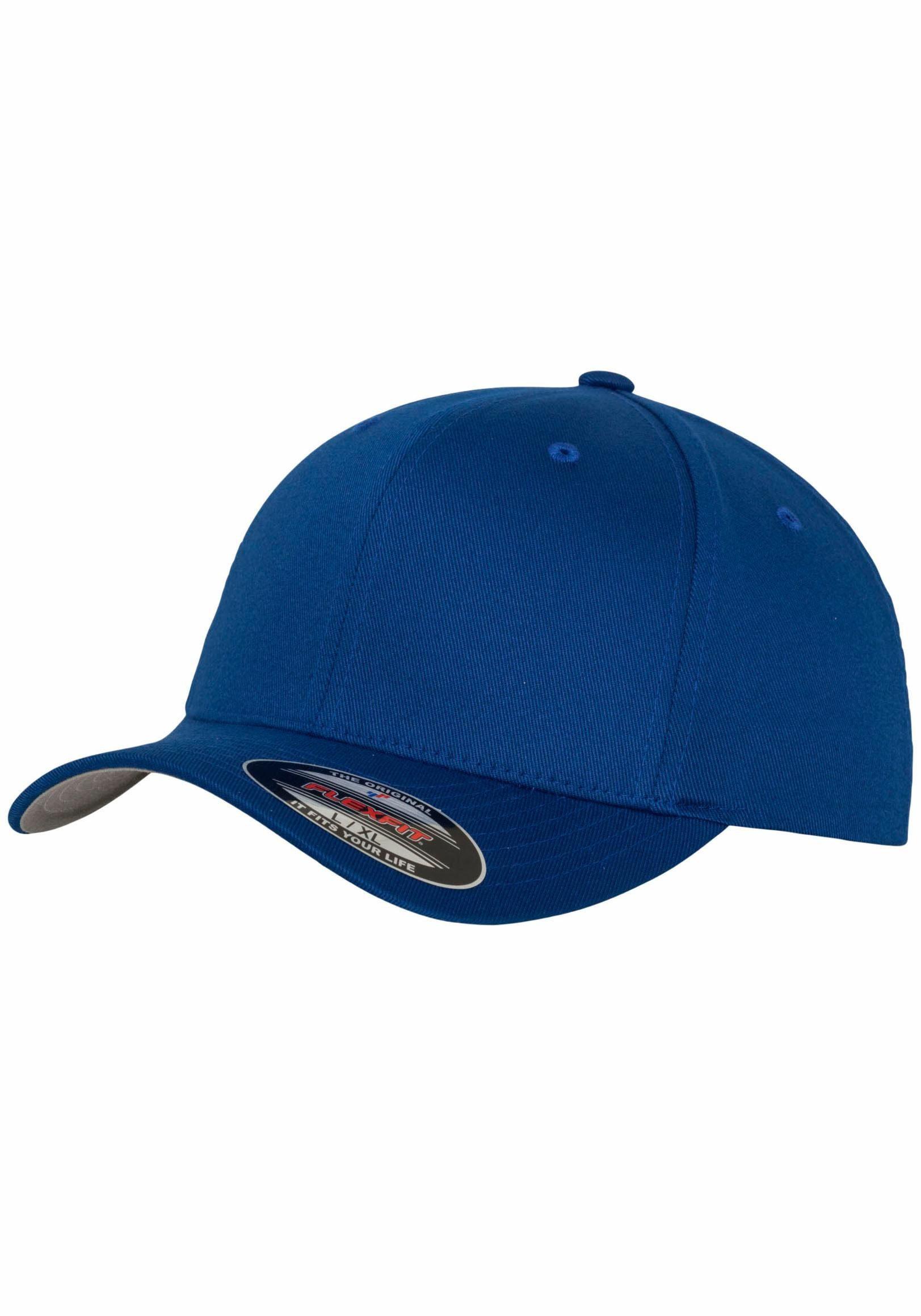 Flexfit Baseball Cap (1-St) mit gebogenem Schirm