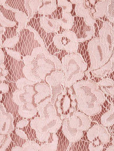 Mona Spitzenbluse aus floraler Spitze