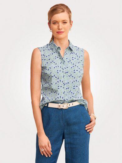 Mona Bluse aus reiner Baumwolle